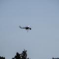 An Air Crane in action.