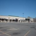 Damaged Wal-Mart.