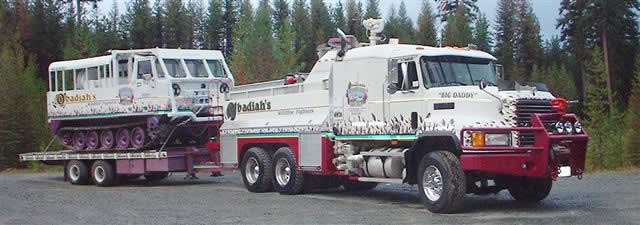 The Tactical Water Tender.