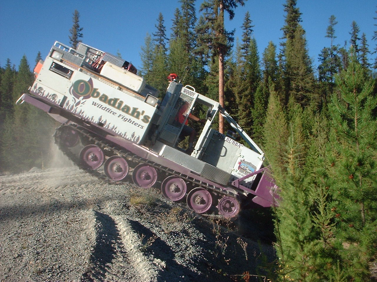Fmc Softtrack Skidgen Wildfire Fighters