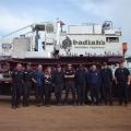 Obadiah's California crew, 2002.