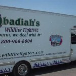 Wildfire Shop Truck - Obadiah's Wildfire Fighters