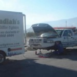 Shop Truck Towing - Obadiah's Wildfire Fighters