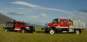 Type 3 and Type 6 Engines - Obadiah's Wildfire Fighters