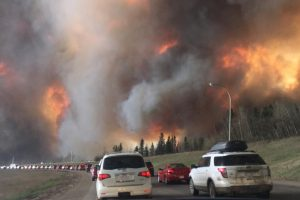 Fort McMurray Fire - Obadiah's Wildfire Fighters